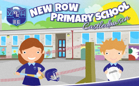 New Row Primary School,Castledawson