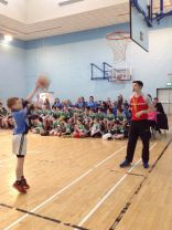 St Pius College Primary 7 Basketball Blitz