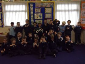 NSPCC's visit to Year1 & 2