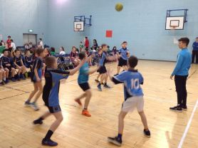 Year 7 Basketball Tournament at St.Pius College