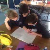 Year 7 Genre Writing