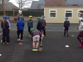 Hurling and Camogie in Primary 6
