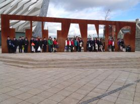 Year 7 Shared Education Trip to Titanic Centre