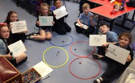 Numeracy in Year 4