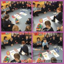 Number Time in Year 1