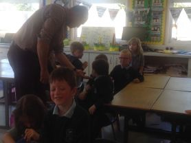 Year 2 learn about life as a pharmacist!