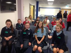 Y7 Shared Education Trip to ''RADAR'