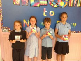 Term 3 Accelerated Reading Winners