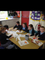 Year 2 enjoying Activity Based Learning