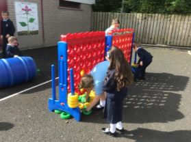 Year 1 'Playing to Learn!'