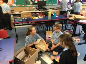 Year 6 wind-powered vehicles
