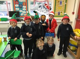 Christmas in Year 2