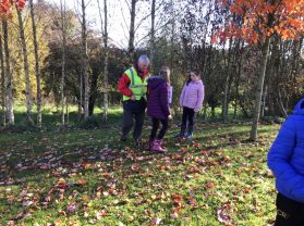 Y6 Forest School Session 2